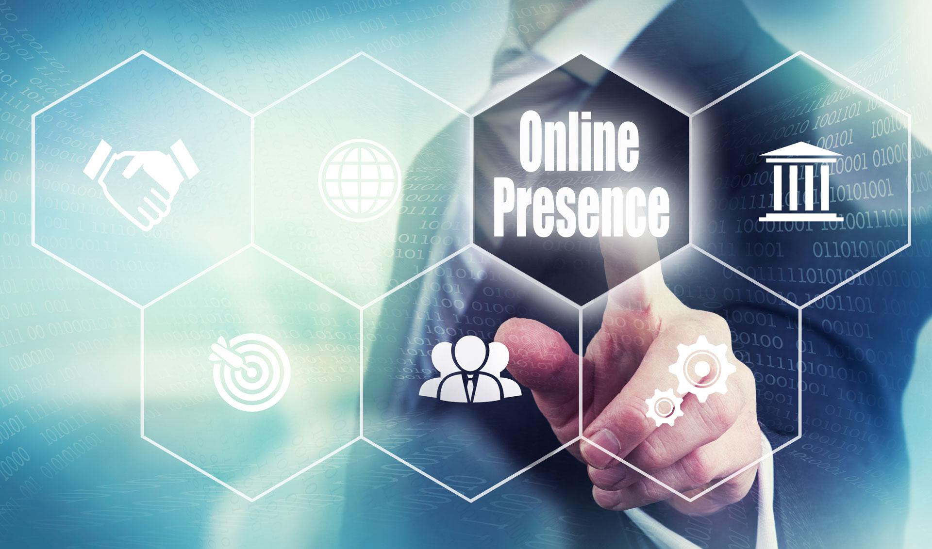 natlive online presence